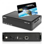 ANTIK hybridný satelitný set-top box Mini 2 + karta AntikSAT