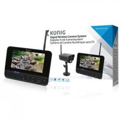 Kamerový systém König SAS - TRANS60 s monitorom