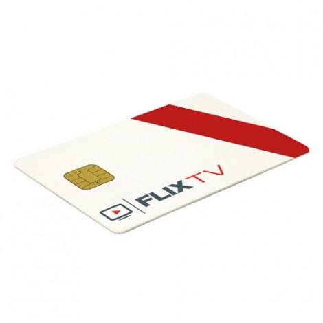 FlixTV Conax karta predplatená