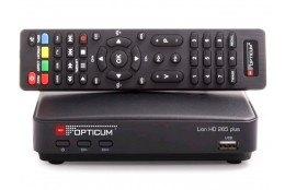Opticum LION HD 265 PLUS DVB-T2