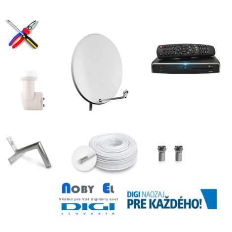 Digitálna satelitná televízia Nová DIGI