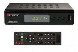 Terestriálny prijímač DVB-T2 Opticum Terra HD 265 Plus