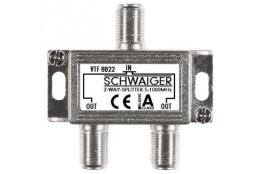 Rozbočovač Schwaiger VTF 8822 5-1000MHz