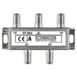 Rozbočovač Schwaiger VTF 8824
