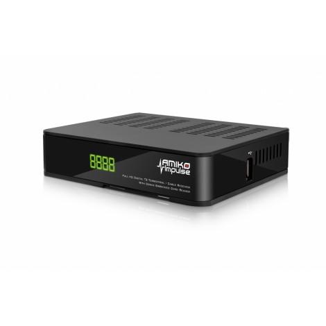 Terestriálny / Káblový prijímač DVB-T/T2/C Amiko Impulse