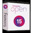 TOOWAY Open 15