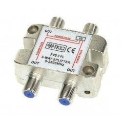 Rozbočovač FVS-3 5-2500Mhz