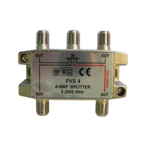 Rozbočovač FVS-4 5-2500Mhz