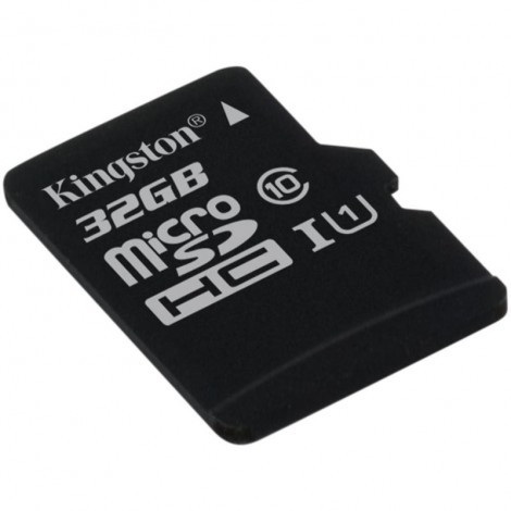 KINGSTON Micro SDHC 32GB Class 10 UHS-I SDC10G2/32GBSP
