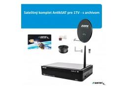 Satelitný komplet AntikSAT pre 1TV - s archívom