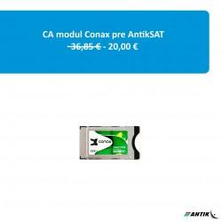 Dekódovací modul Conax AntikSAT