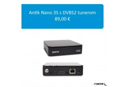Antik Nano 3S DVB-S2 HEVC