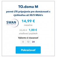 Swan TO.doma M 30/5 Mbit/s