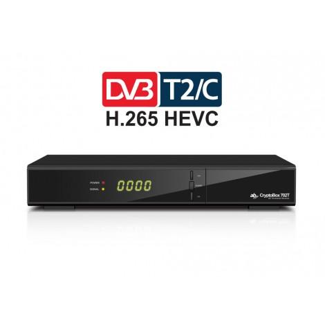 AB CryptoBox 702T HD terestriálny/káblový prijímač