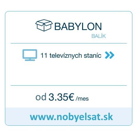 BABYLON balík AntikTV