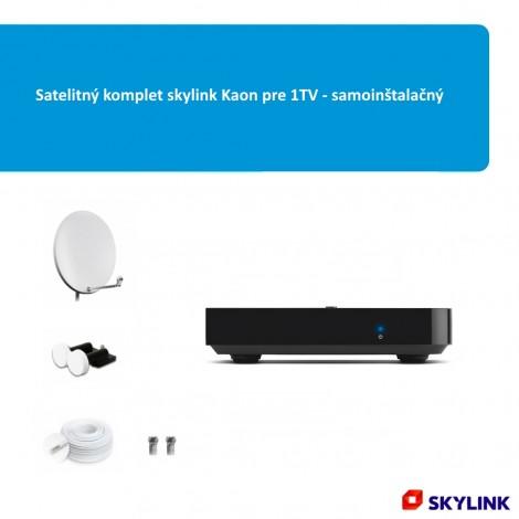 Satelitný komplet Kaon Skylink 1TV