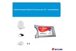 Satelitný komplet CA modul SKYLINK Viaccess 1TV