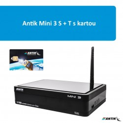 Antik Mini 3ST + karta AntikSAT
